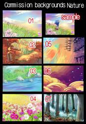 Commission BG templates 1 by tikal