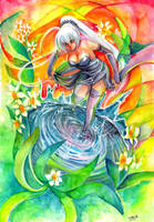 Water Dance by tikal