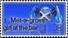 Metagross by GhettoSketchah