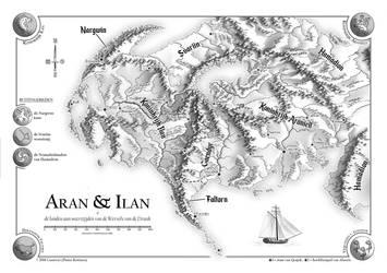Aran and Ilan (novel version) by Caenwyr