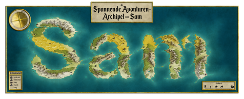 Sam's Archipelago of Exciting Adventures (SAEA) by Caenwyr