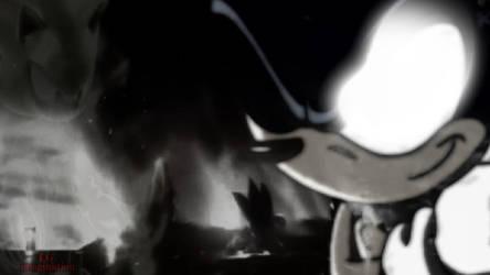 Dark Sonic by IGimagination