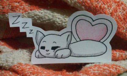 Sleepy Time by KittyLilyHeart