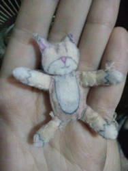Little Stampy Doll by KittyLilyHeart