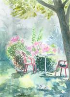 Garden by Mospineq