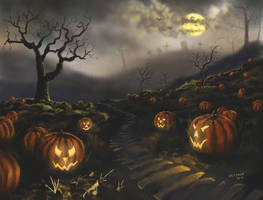 Pumpkin Patch by coldwarSalty