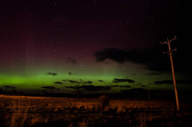 Aurora Australis by GroovyTeacosy