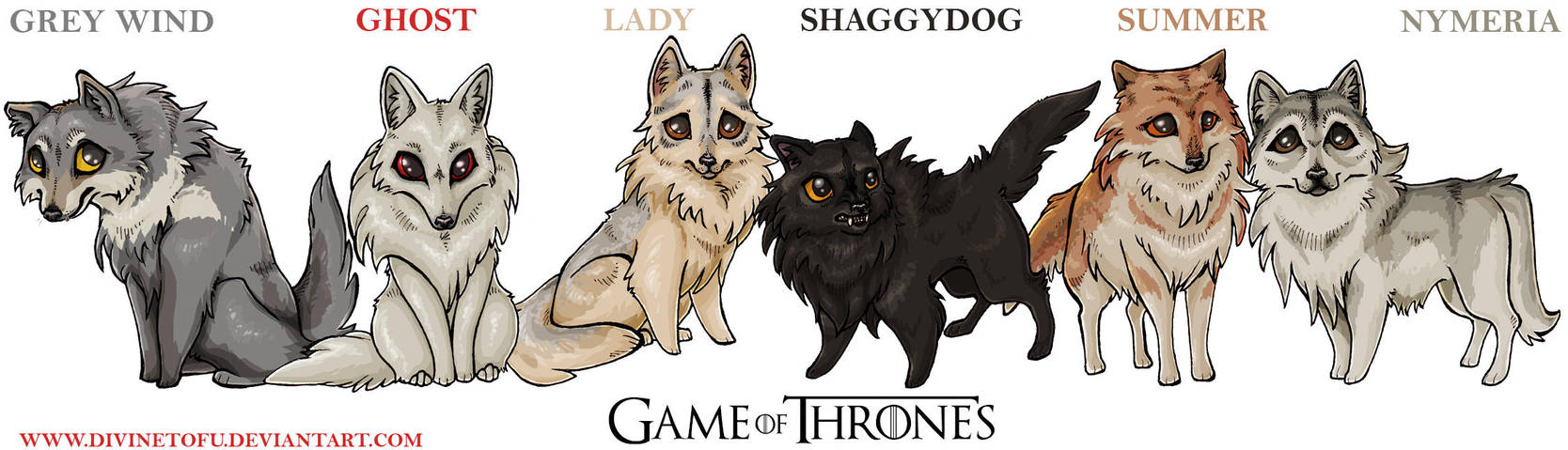 Dire Wolf Game Of Thrones Wallpaper Lannister