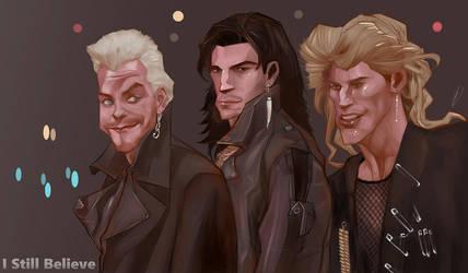The Lost Boys by Volkan-Kinaci