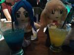 Shizuru and Natsuki get wasted at Dave N Busters by ShizNat4EVER