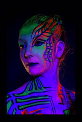 Bodypaint UV.. by JanKo666