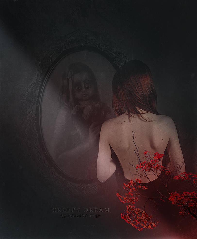 Creepy Dream by MajkaHarolds