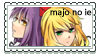 Majo no Ie stamp by Lets-be-perfect
