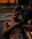 Visting Shepard by Dat-Taiga