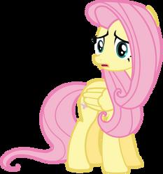 Fluttershy - Sad? by BobtheLurker