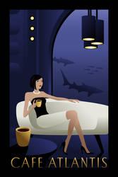 Cafe Atlantis by ekster