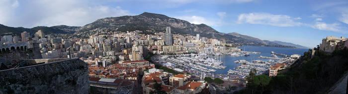 Monaco pano by julcsa