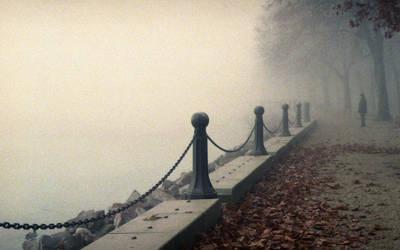 Balaton Boardwalk by julcsa