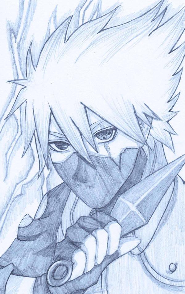 Naruto Shippuden - Kakasi by 3...