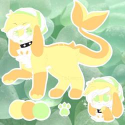 Shy Orange Adopt [CLOSED] by sleepiiii
