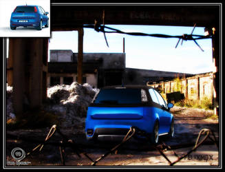 Fiat Punto Street by Caioul