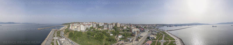 Phantom 3 Advanced RAW Panorama 10 by WERAQS