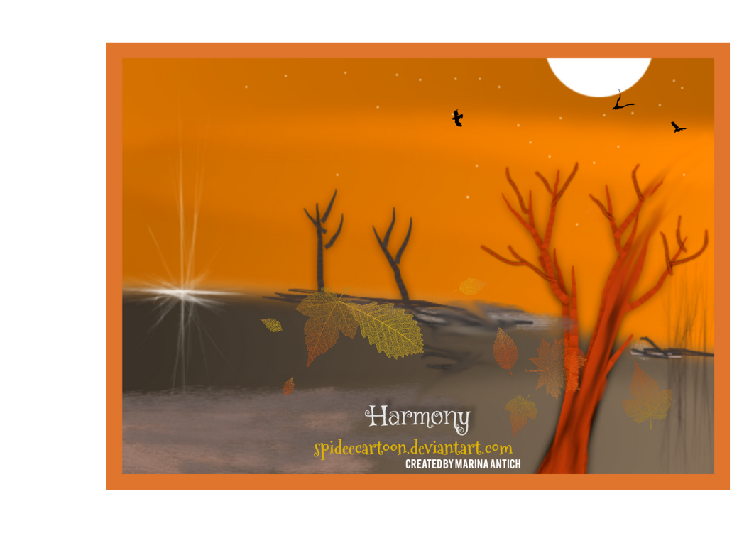 Harmonious by Spideecartoon