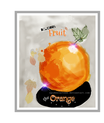 Oranges  by Spideecartoon