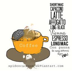 Caffeine fix by Spideecartoon