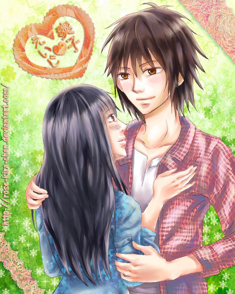 Kimi Ni Todoke 4 B L M Izle: Doujin COVER By Rose-Kira