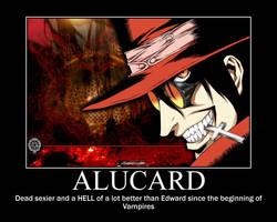 Alucard by kotaroizumaki