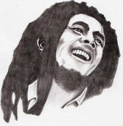 Bob Marley by SoySauce562