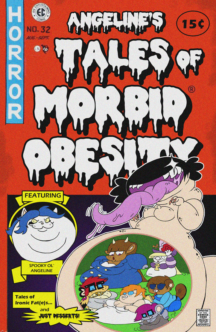 Angeline's Tales of Morbid Obesity by Galago
