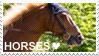 Horse Stamp by Gaurdianax