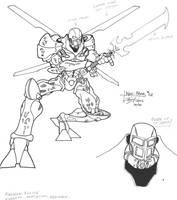 Powersuit 2 by NinjaCheese