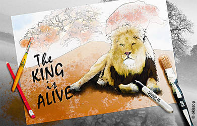 The King is Alive by okissop