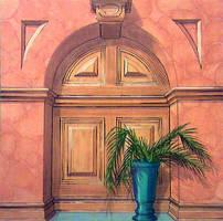 Hallway Diversion by BleedingCrowe