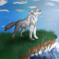 Shenai on the Seaside by wolfsilvermoon