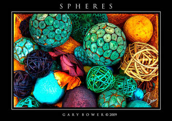 Spheres by AugustGaz
