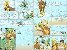 plop comic by doven