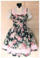 .:La Poupee:. Dress by Karura-Kun