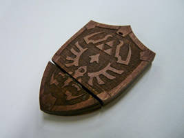 Stained Shield by zantaff