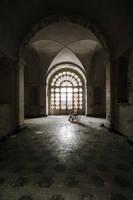 Asylum. by ragekay