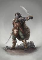 Master of Swords by Pechschwinge
