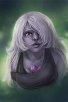 Steven Universe - Amethyst by Pechschwinge