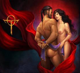 Bonds of Lust by Pechschwinge