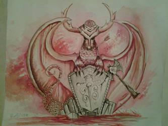 The tears of the dragon by Leptospyrra