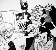 Charlotte Family Game Night by Rinkusu001