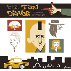 Taxi driver by ElPino0921