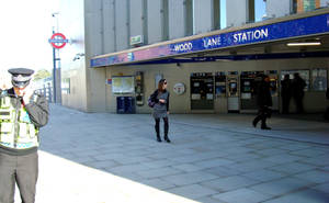Wood Lane Station by jemmans